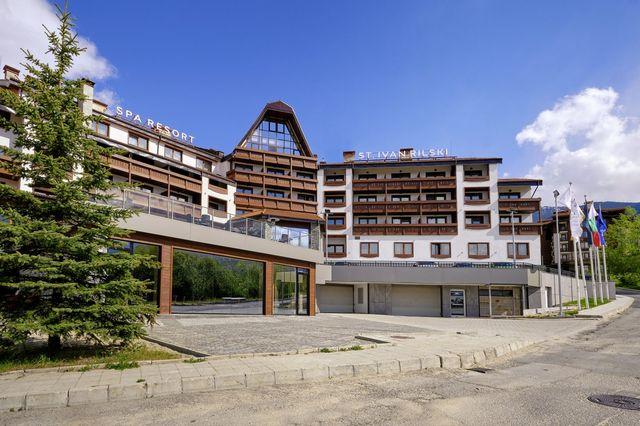 Saint Ivan Rilski Hotel
